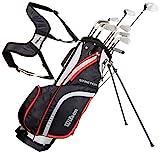 WILSON Herren Stretch XL Tasche Mit Golfschlägern